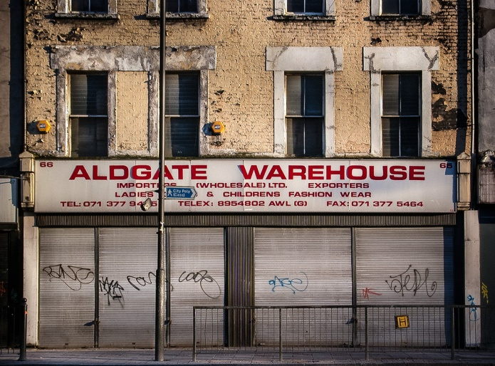 Aldgate Warehouse