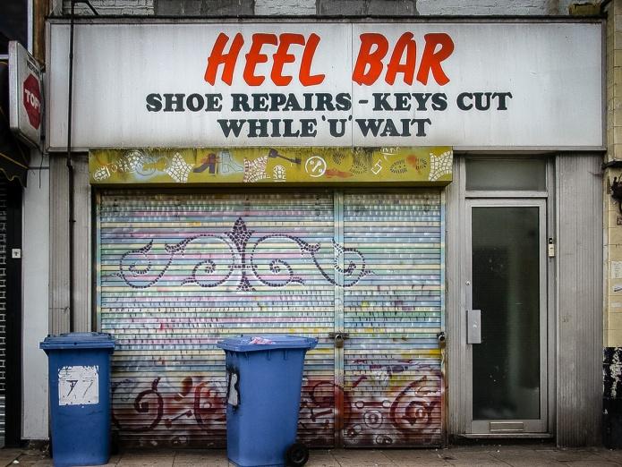 Heel Bar