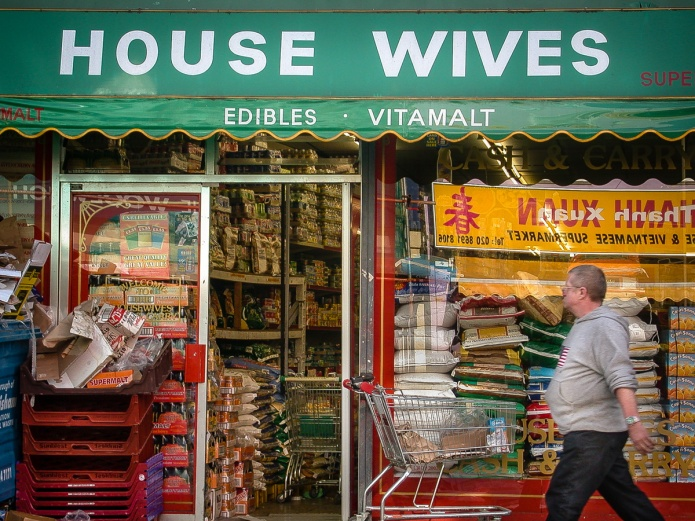 House Wives Cash & Carry