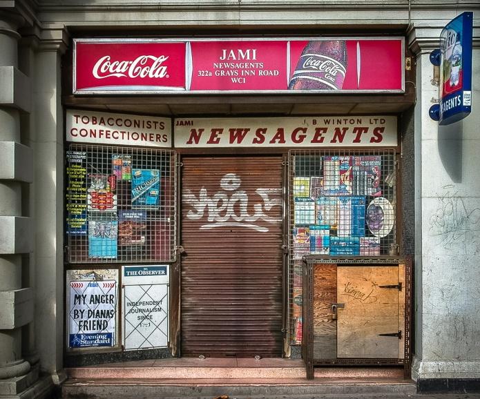 Jami Newsagents J.B. Winton Ltd