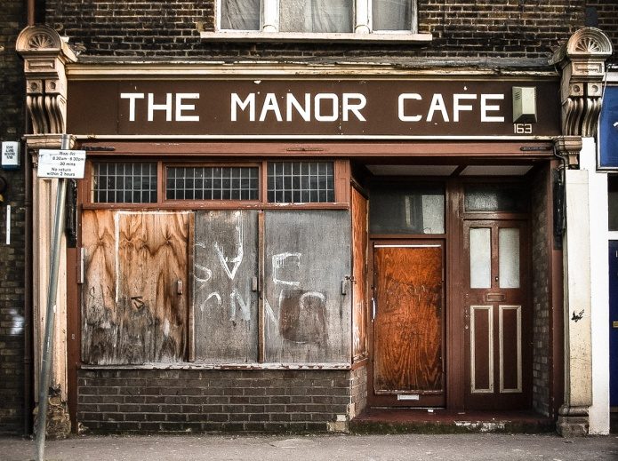The Manor Cafe