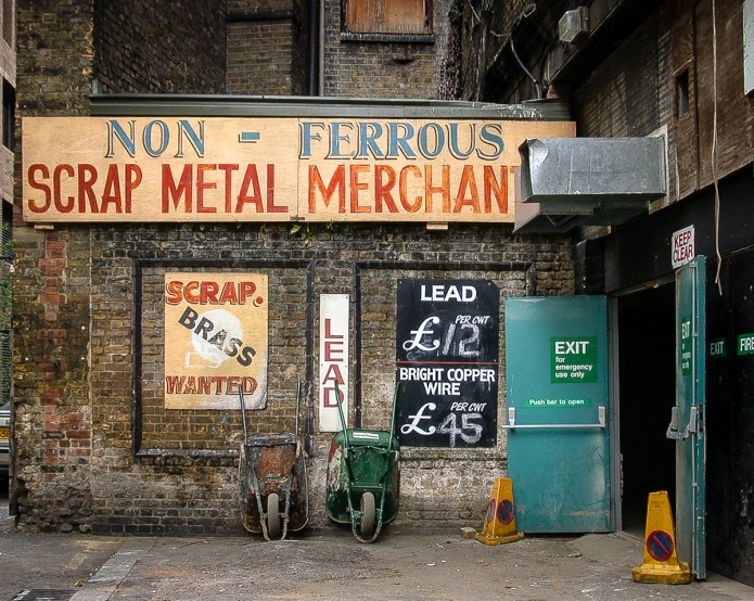 Non-Ferrous Scrap Metal Merchant