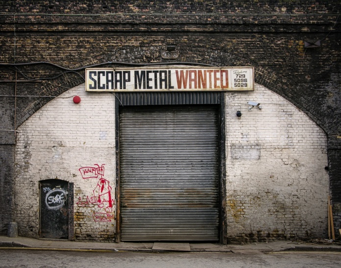 Scrap Metal Wanted