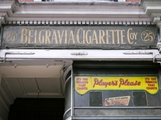 Belgravia Cigarette Coy