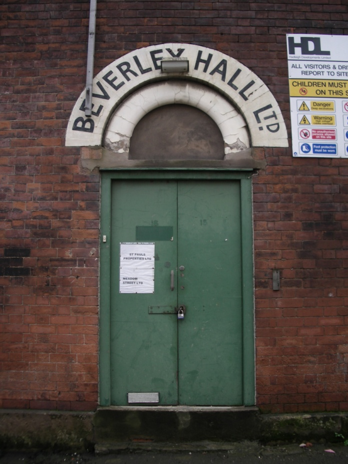 Beverley Hall Ltd