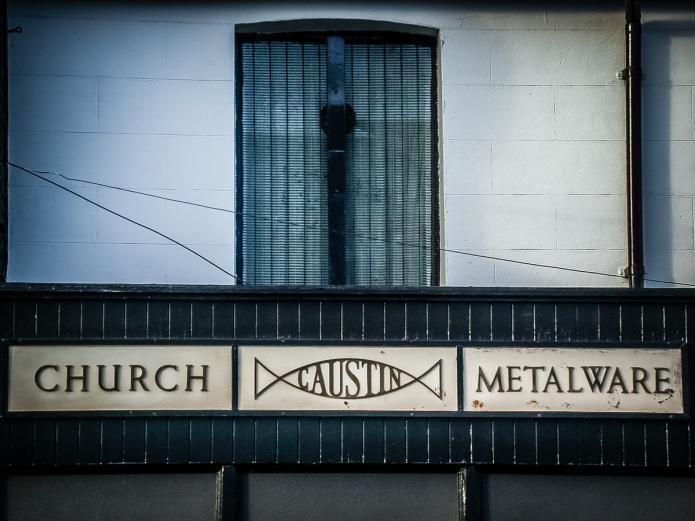 Caustin Church Metalware