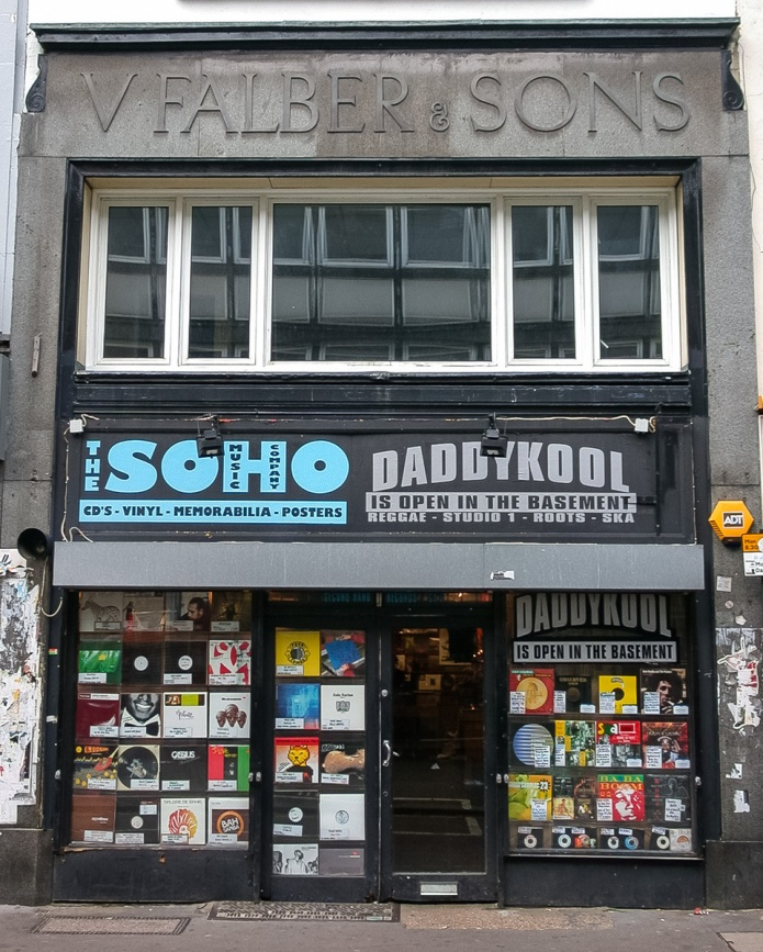 Daddy Kool, The Soho Music Company, V Falber & Sons