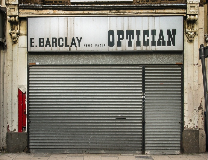 E. Barclay Optician
