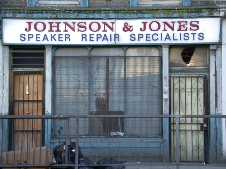 Johnson & Jones Speaker Repair Specialists