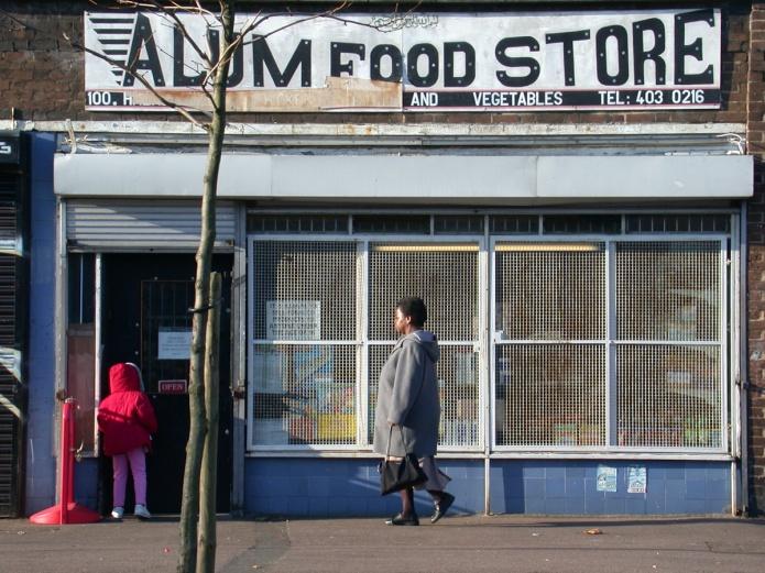 Alum Food Store