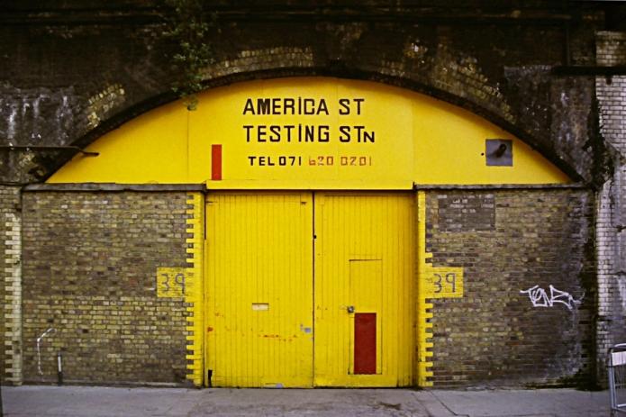 America St Testing Stn