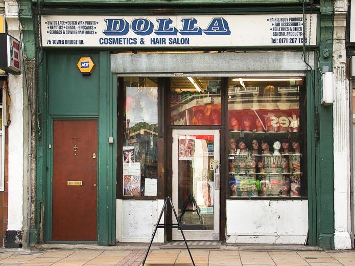 Dolla Cosmetics & Hair Salon