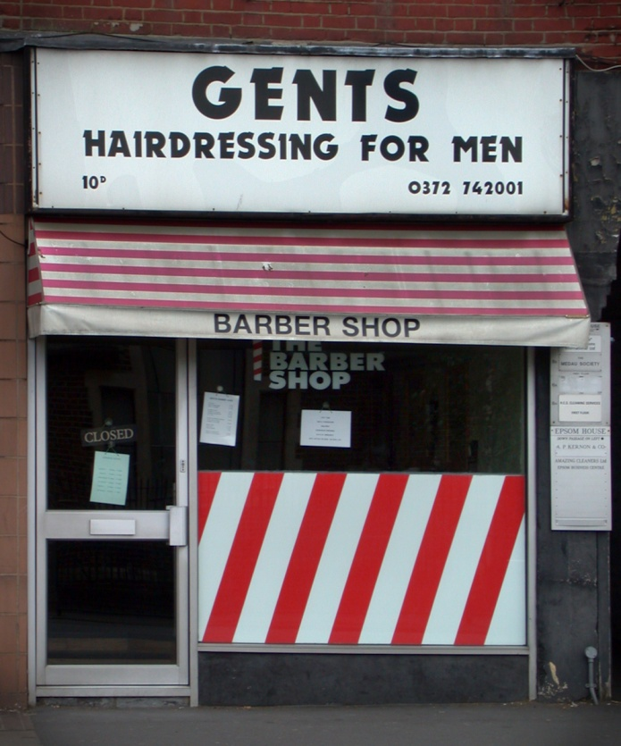 Gents Hairdressing for Men