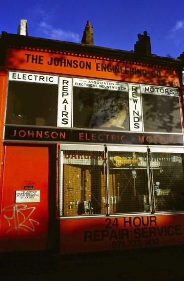 The Johnson Engineering Co