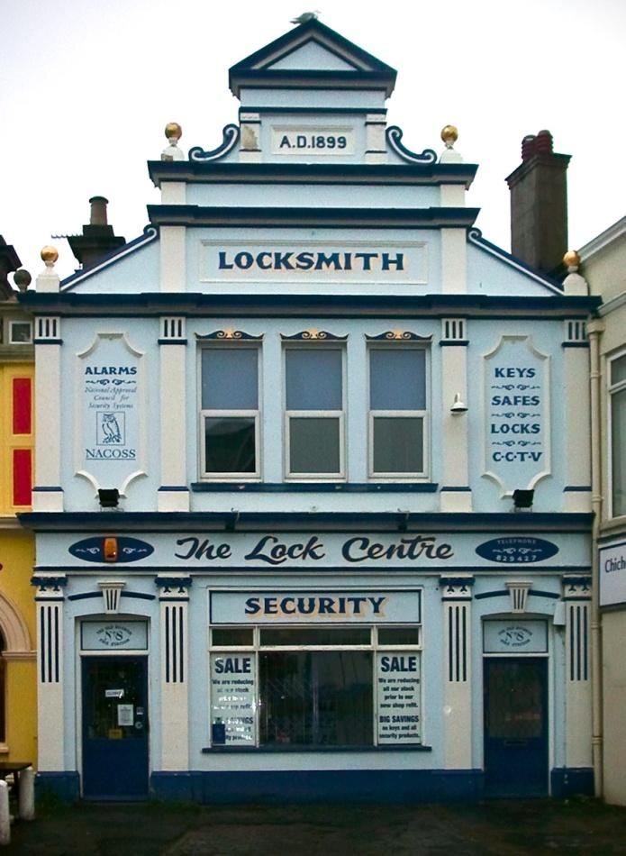 The Lock Centre