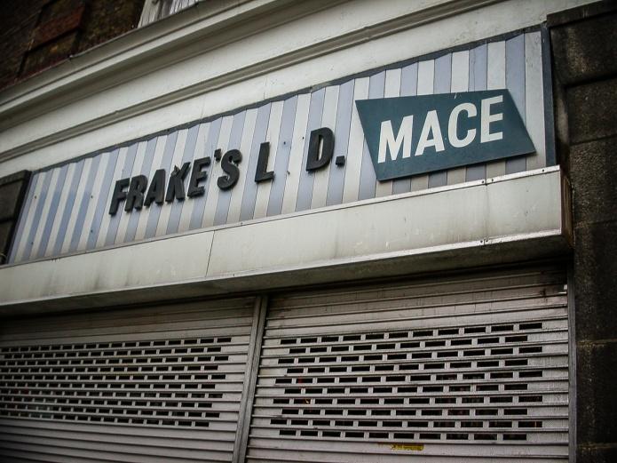 Frake's Ltd Mace