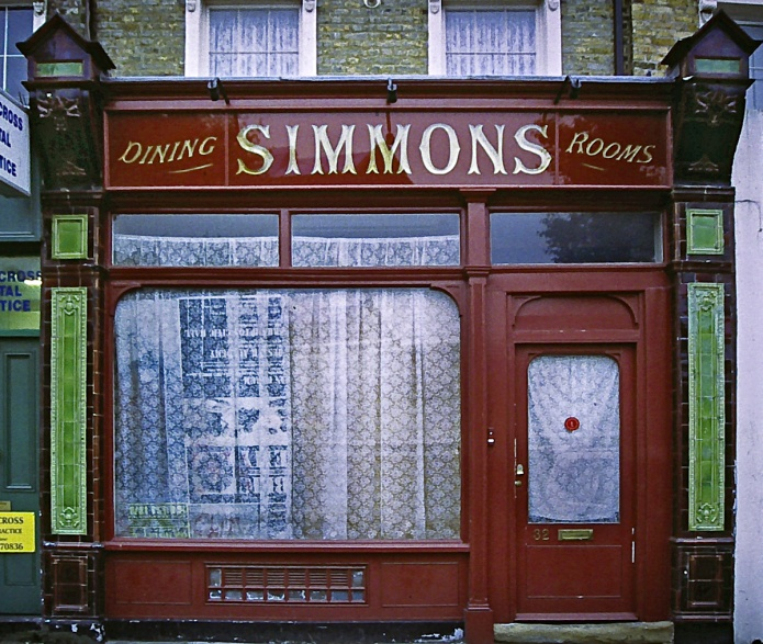 Simmons Dining Rooms