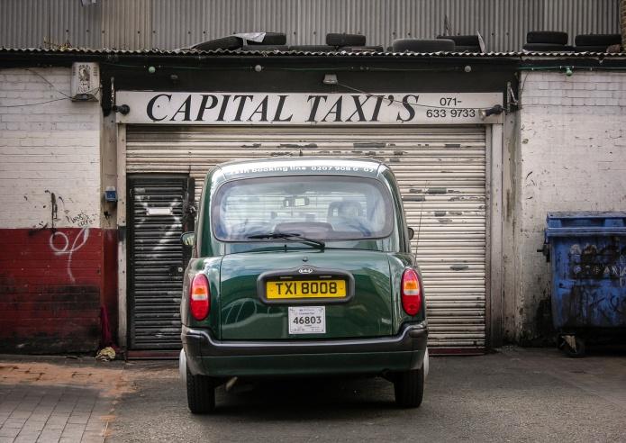 Capital Taxi's