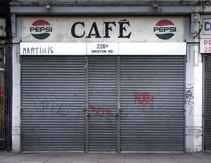 Martinis Café