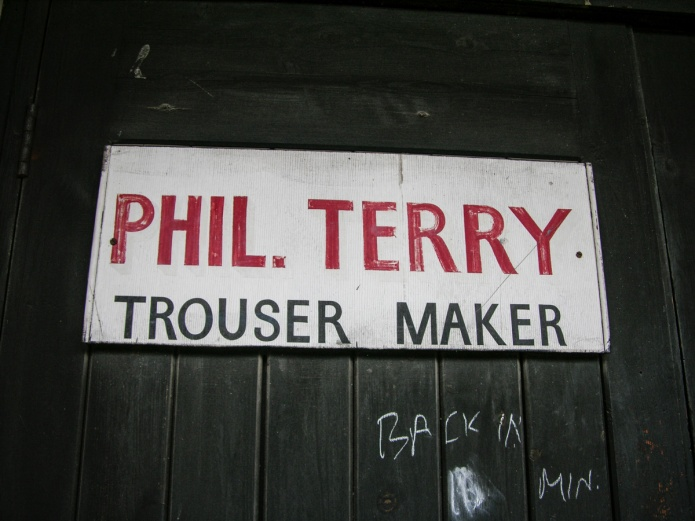 Phil. Terry Trouser Maker