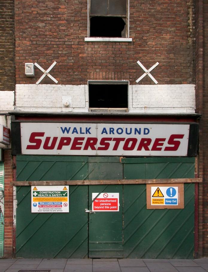 Walk Around Superstores