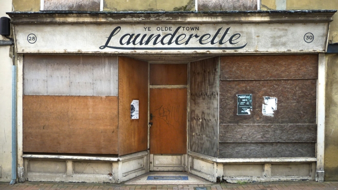 Ye Old Town Launderette