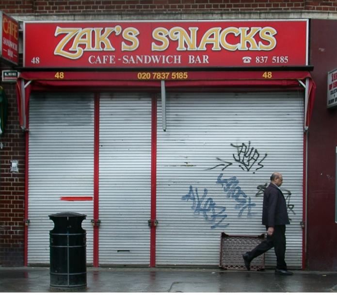 Zak's Snacks