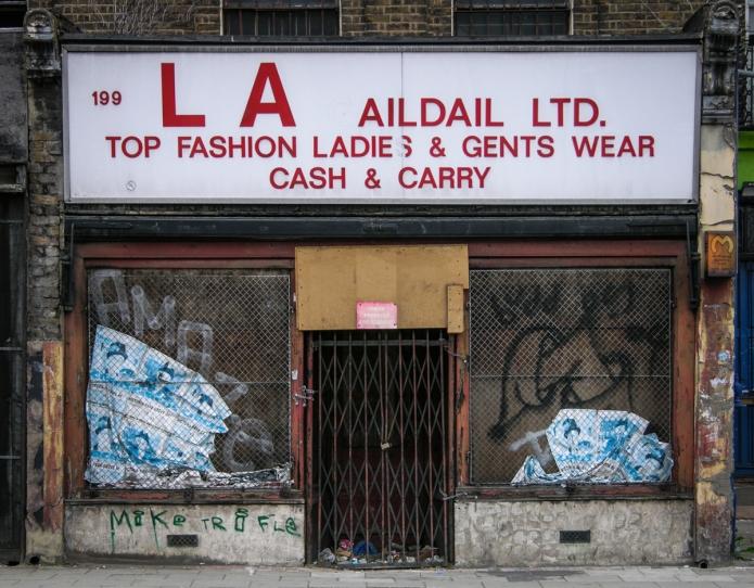 L A Aildail Ltd.
