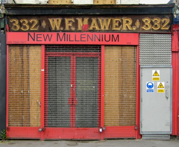 New Millennium (W.F. Mawer)