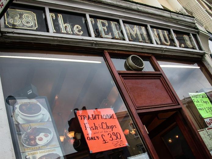 The Terminus (Eastern Promise)