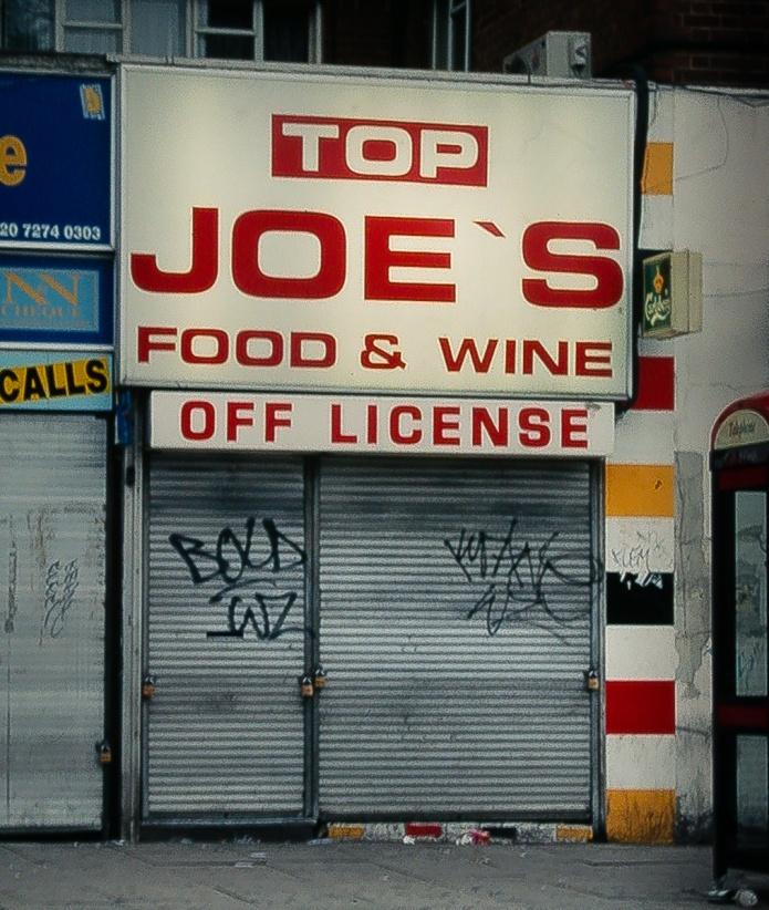 Top Joe's