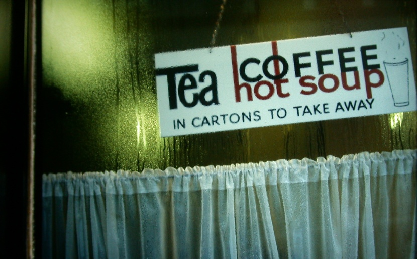 Tea Coffee Hot Soup