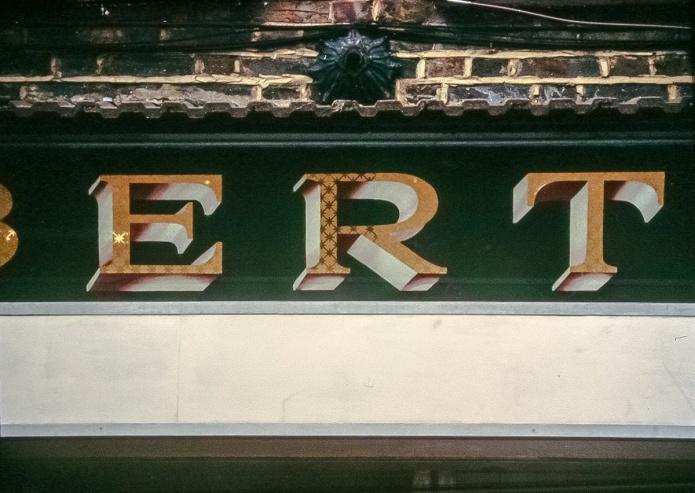 Bert's