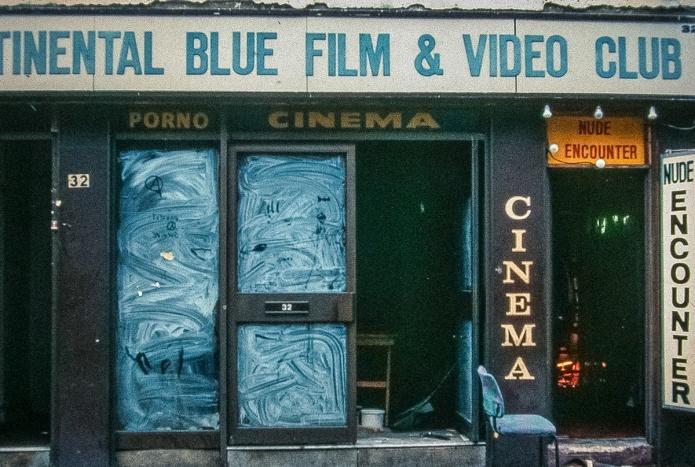Continental Blue Film & Video Club