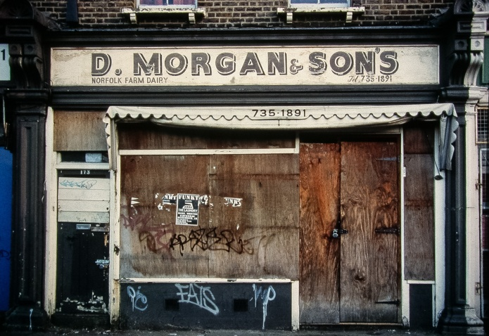 D. Morgan & Sons