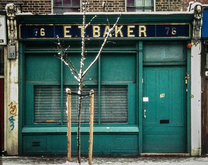 E.T. Baker