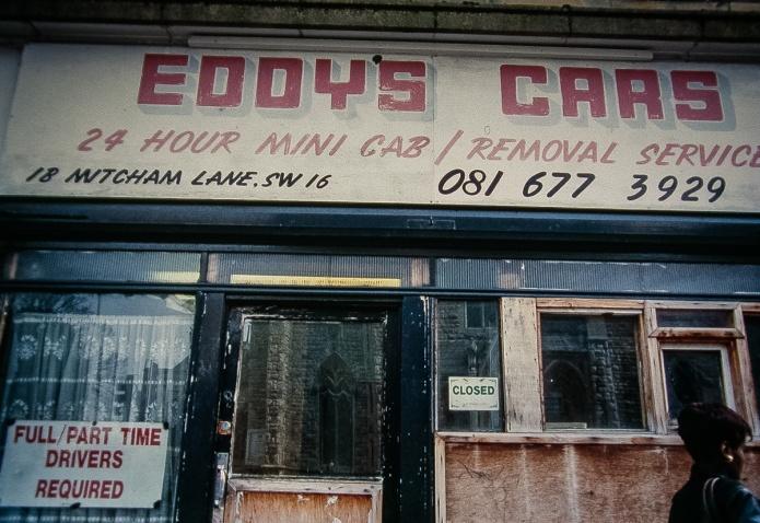 Eddy's Cars