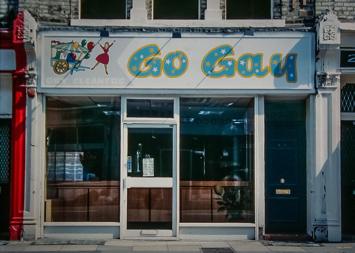 Borough Of Hammersmith And Fulham Shopfront Elegy