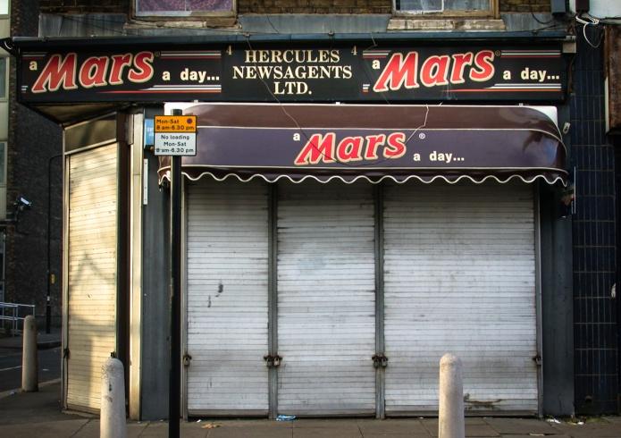 Hercules Newsagents Ltd.