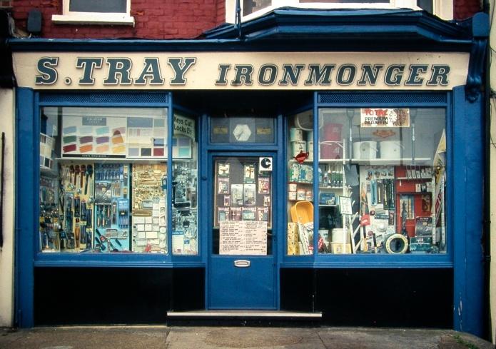 S. Tray Ironmonger