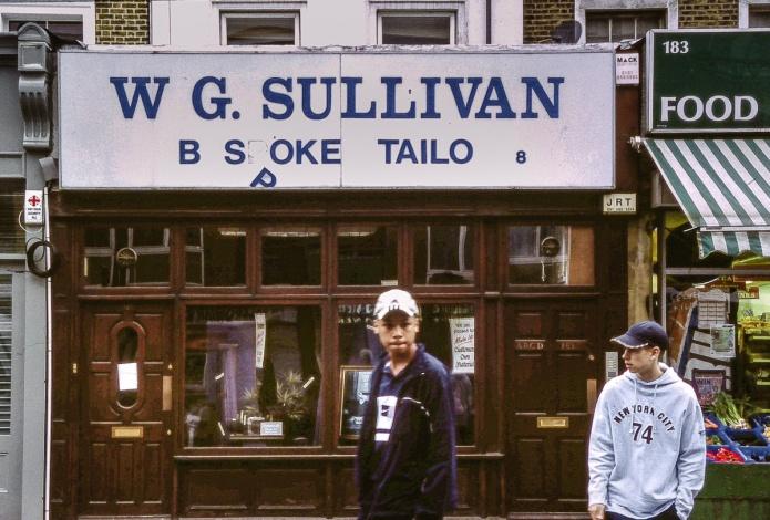 W.G. Sullivan