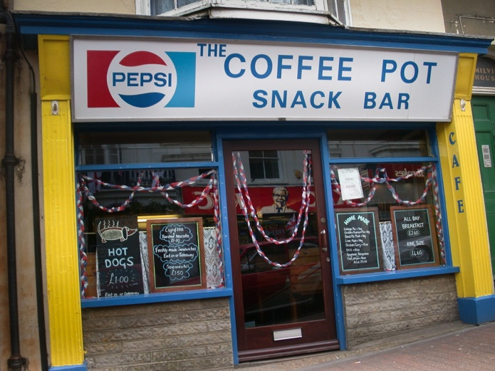 The Coffee Pot Snack Bar