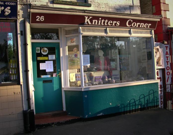 Knitters Corner & Skin Raiders