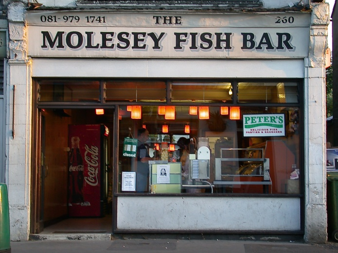 The Molesey Fish Bar