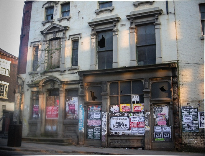 Nameless ex-shops