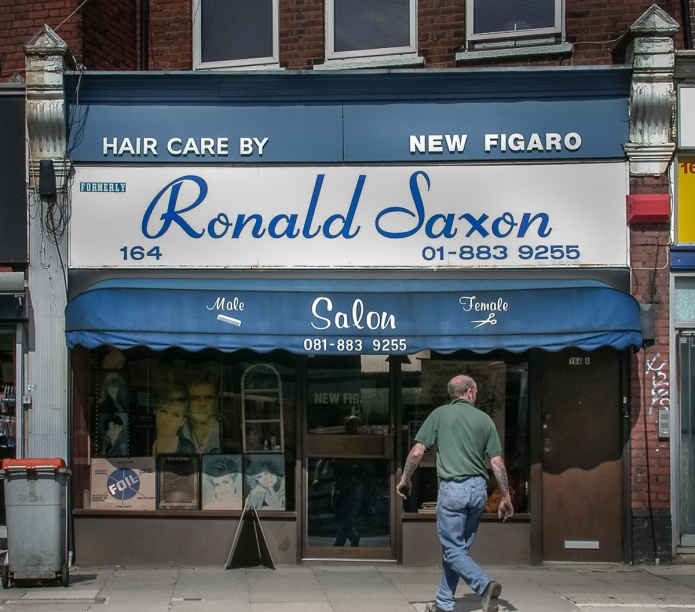 Hair Care by New Figaro Formerly Ronald Saxon