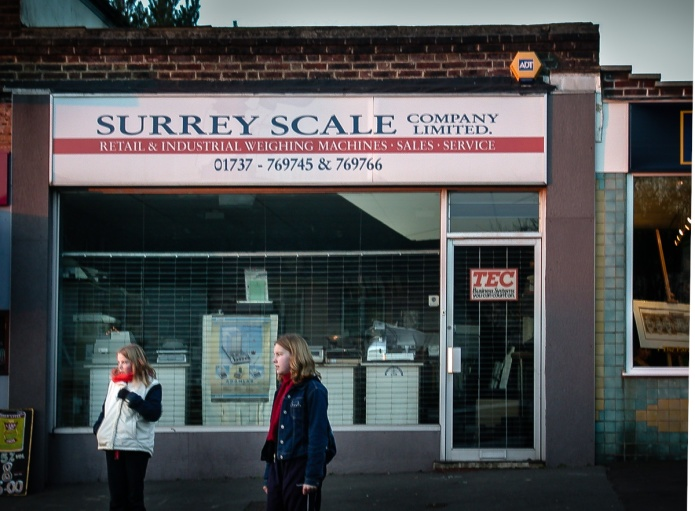 Surrey Scale Company Limited.