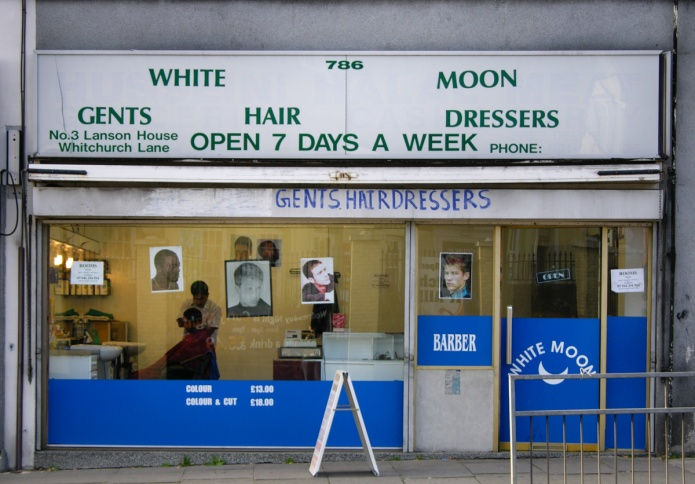 White Moon Gents Hair Dressers