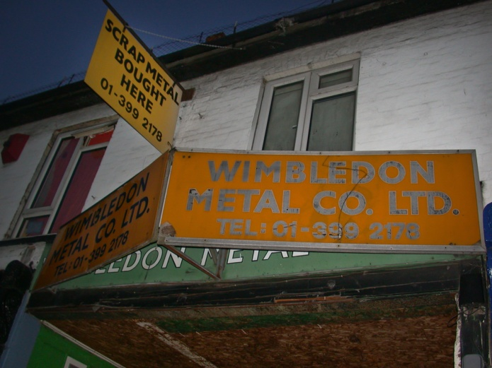 Wimbledon Metal Co. Ltd.