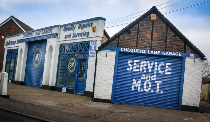 Chequers Lane Garage